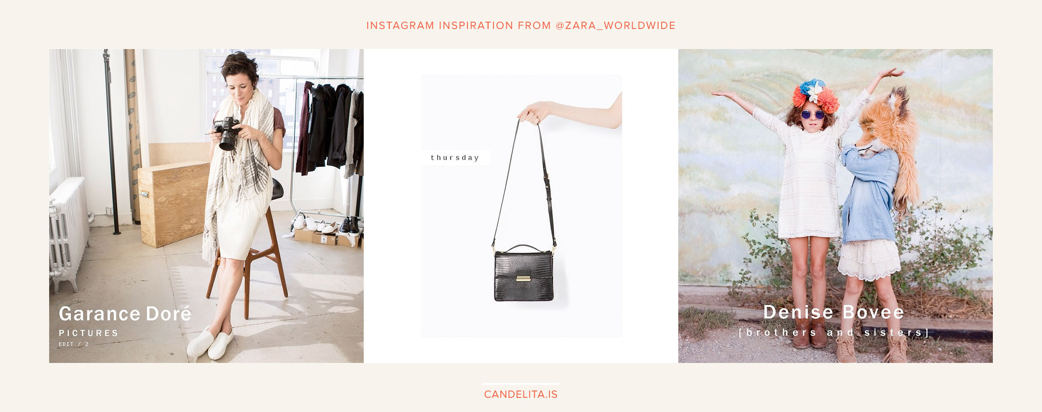 How to become famous on Instagram - Zara