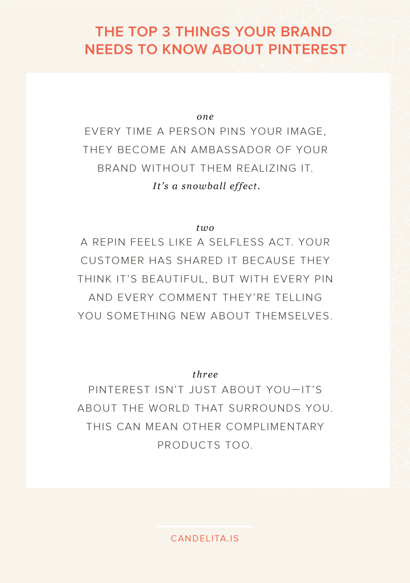 The Top 3 Things Your Brand  Needs To Know About Pinterest